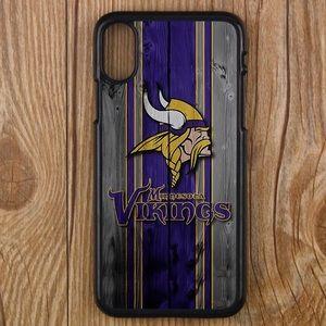 Accessories - Minnesota Vikings iPhone X 8 plus 7 6 6S SE cover